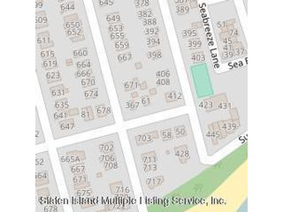 Lot <b>Size:</b> 7500 in Staten Island