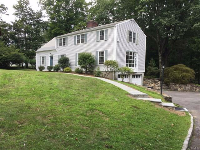 5 BR,  2.50 BTH  Colonial style home in Chappaqua